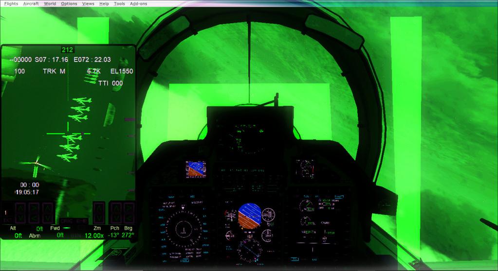 Operações noturnas com o A-29 super tucano. 2019-513