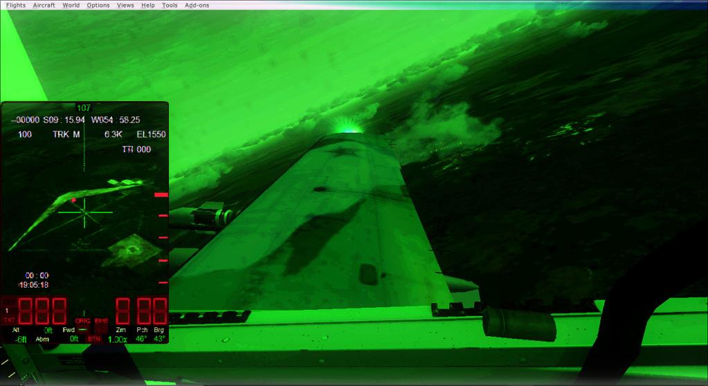 Operações noturnas com o A-29 super tucano. 2019-515