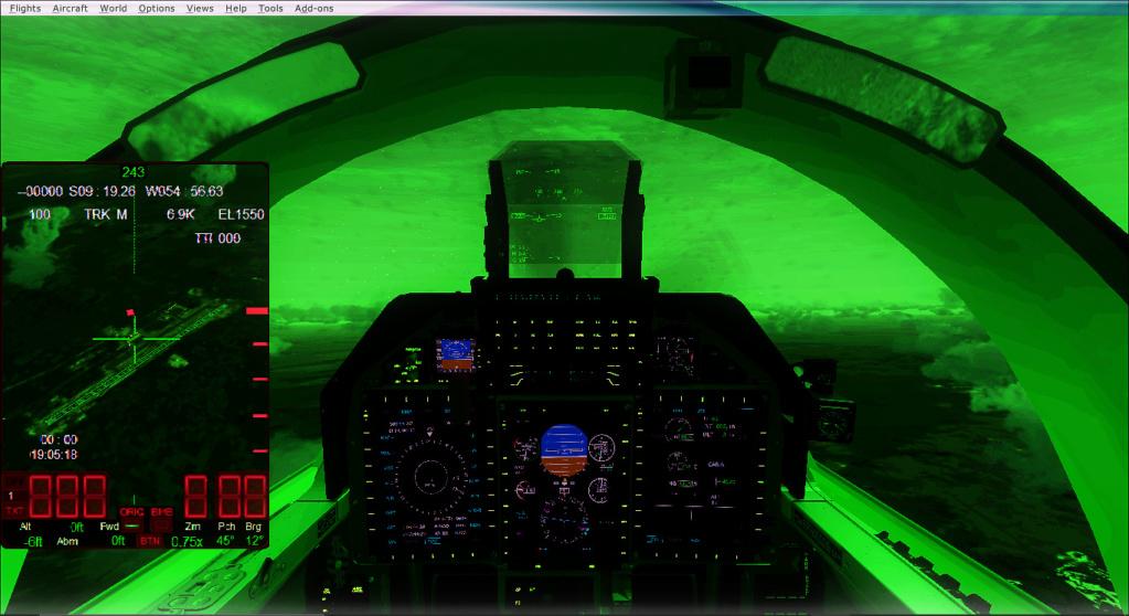 Operações noturnas com o A-29 super tucano. 2019-516