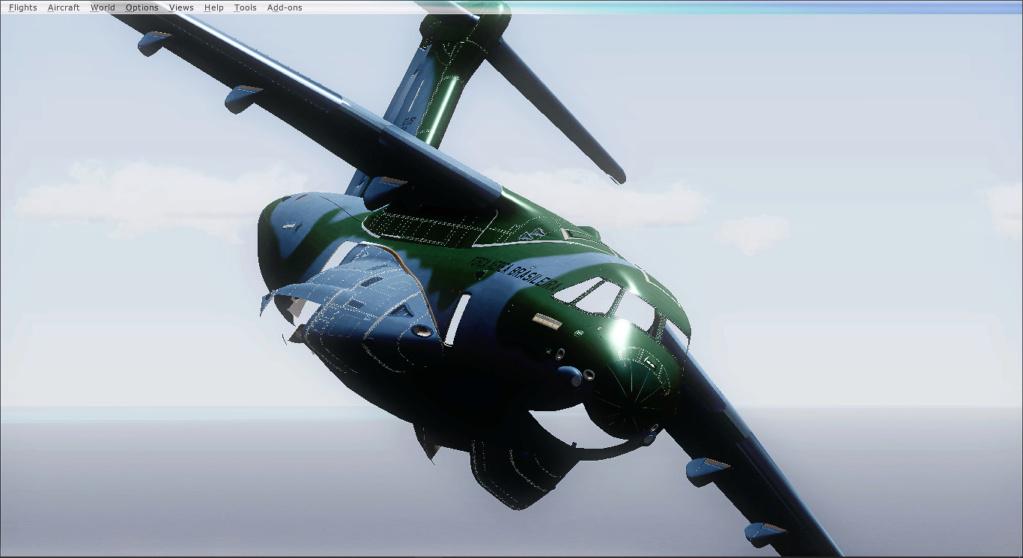 PROJETO EMBRAER KC-390 2020-810
