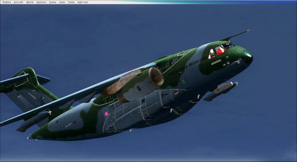 PROJETO EMBRAER KC-390 2021-511