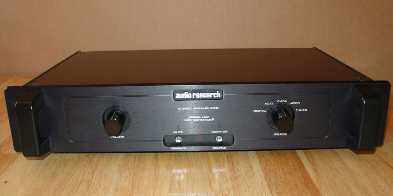 Audio Research LS 9 Preamp Arc_ls10
