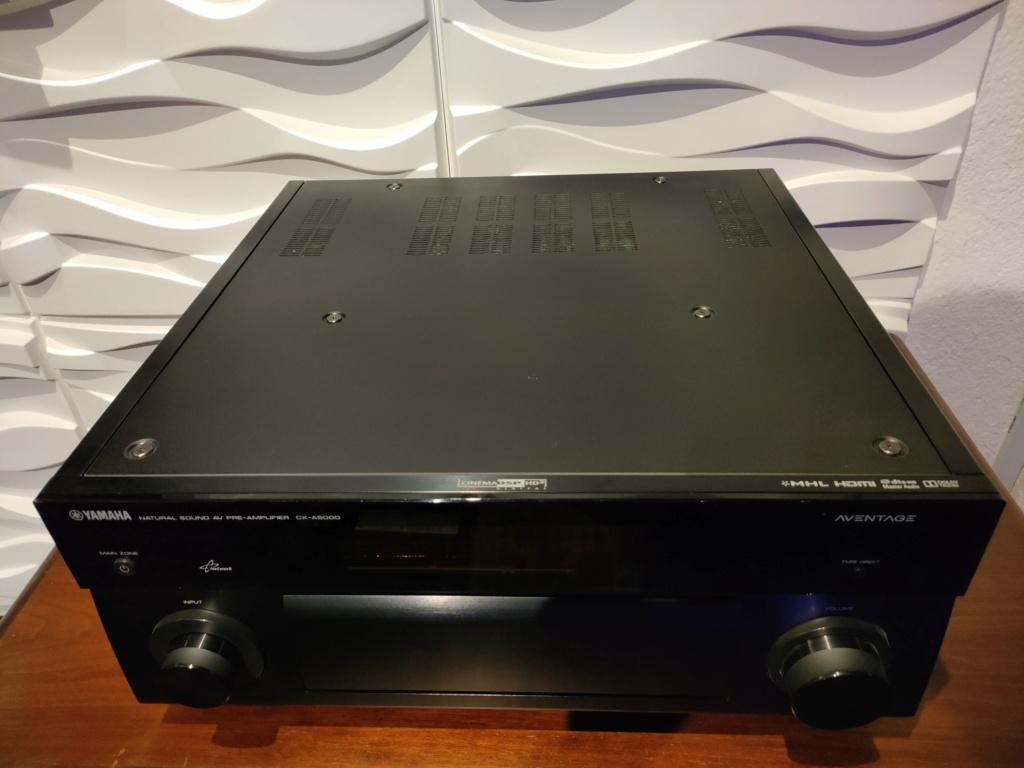 YAMAHA  AVENTAGE CX-A5000 Processor  Img20214