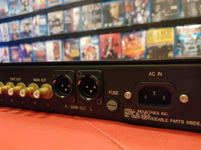 KRELL KSL-2 Pre Amplifier Img20216