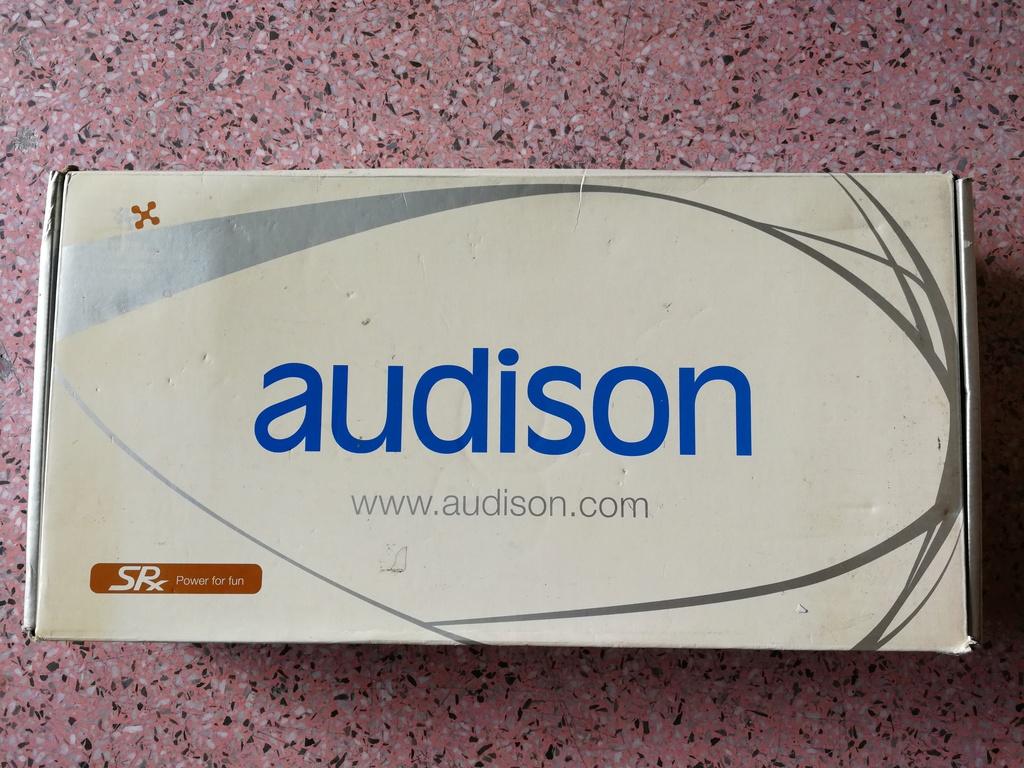 Audison SRX3 3  SQ Power Amplifier Img_2011