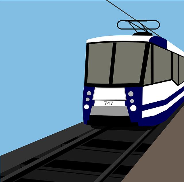 Обязательный элемент современного трамвайного полотна Metro-10