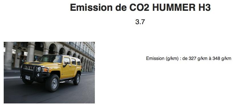Pollution elle est ou la logique ? Hummer10
