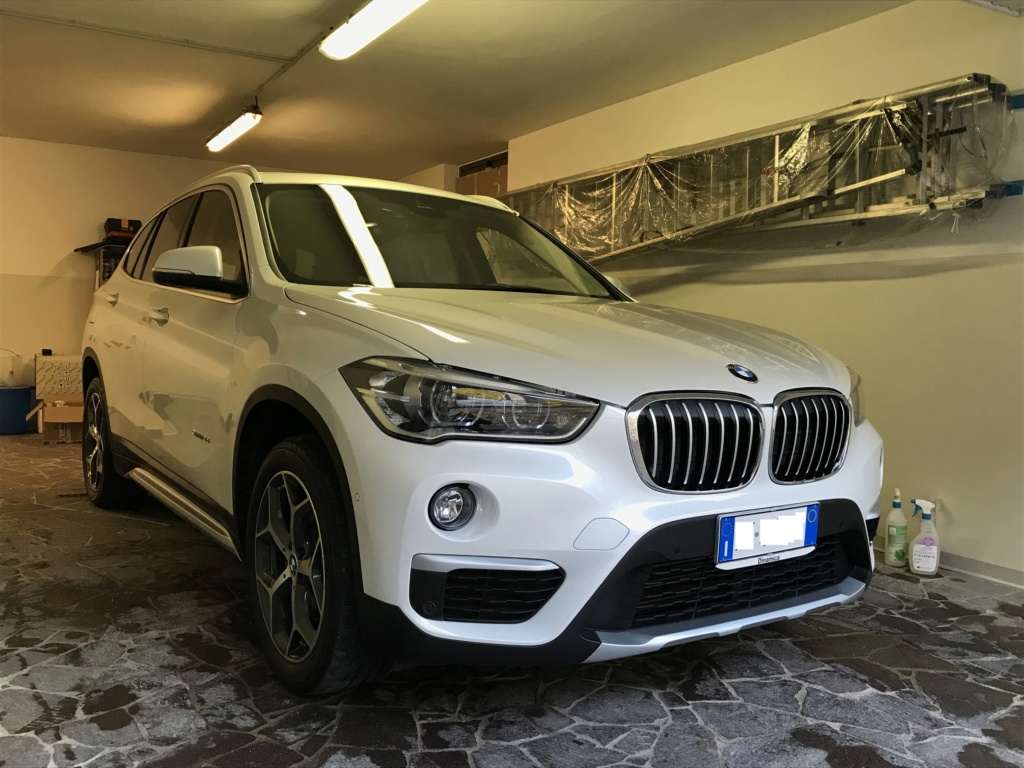 Bmw X1 F48 vs Ale91 3710