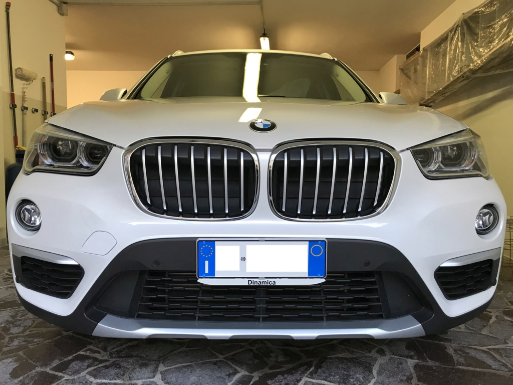 Bmw X1 F48 vs Ale91 3810