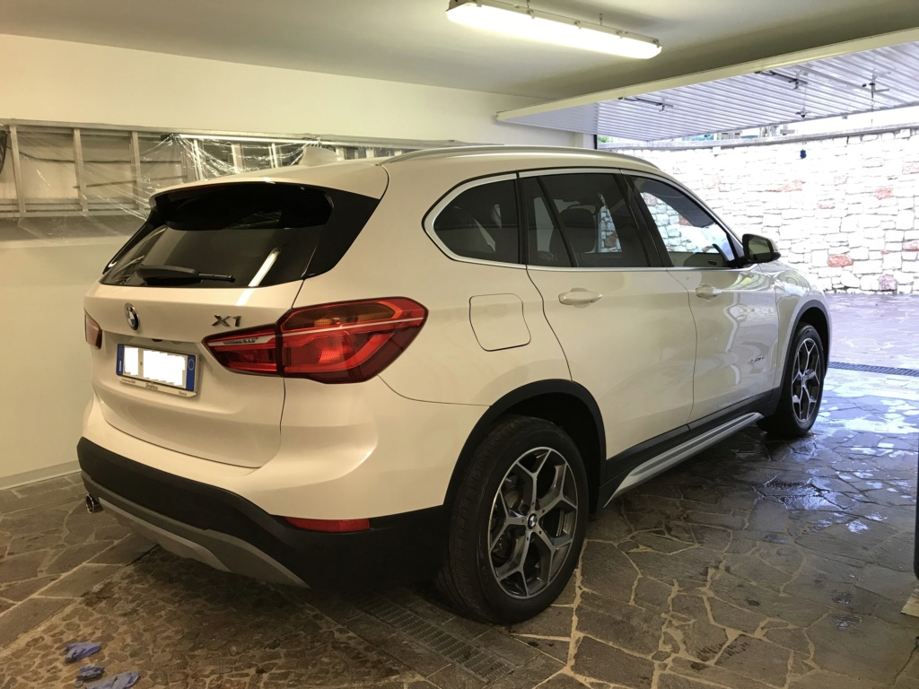 Bmw X1 F48 vs Ale91 3910