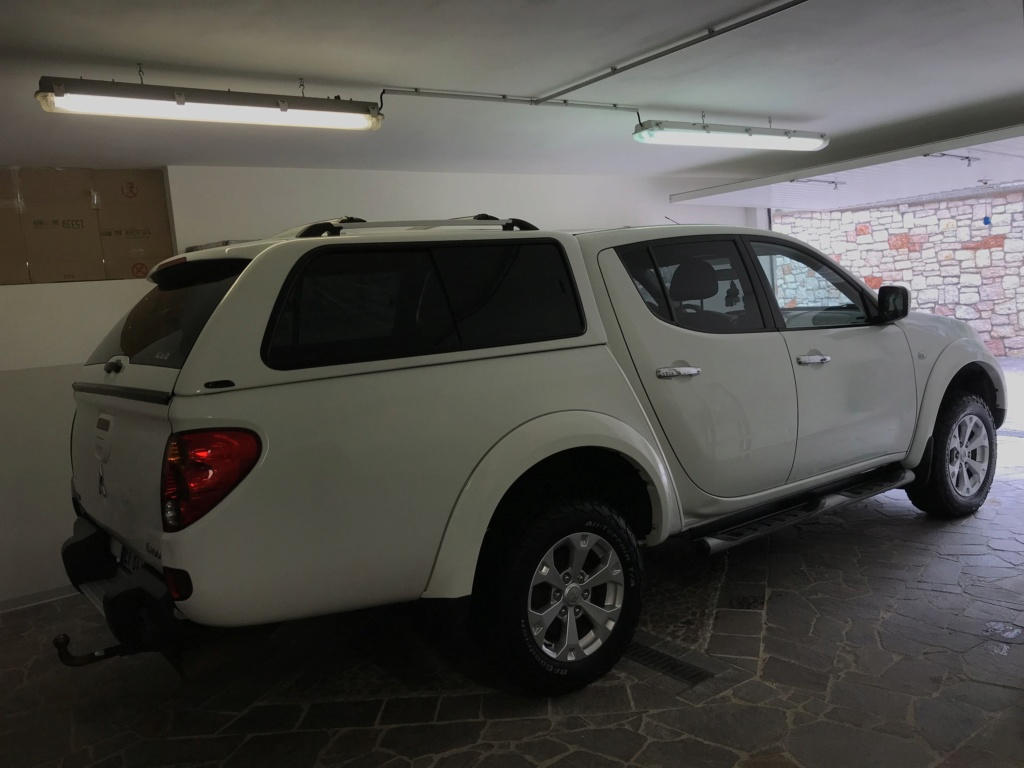 Mitsubishi L200 Double Cab IV serie 5910