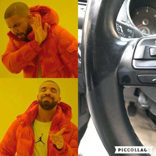 VW Golf 6 vs Ale 91 Collag30