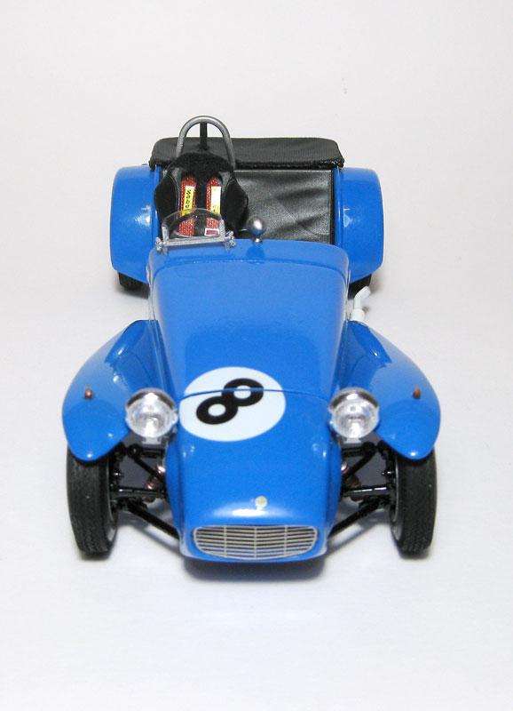 MT: Lotus Super 7 Series II- Clubman Racer - Tamiya 1/24 . 1416