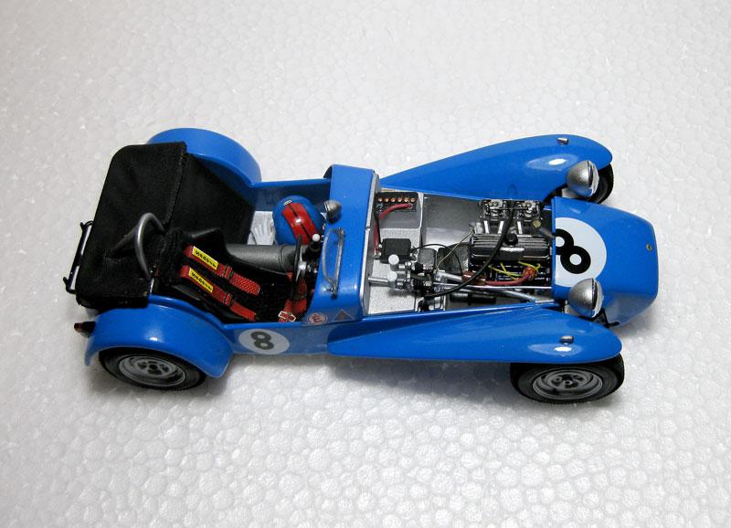 MT: Lotus Super 7 Series II- Clubman Racer - Tamiya 1/24 . 2012
