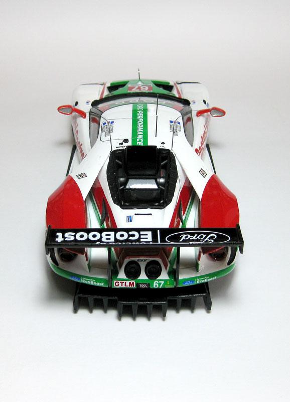 "MT: Ford GT ""Castrol"" - 24 hs. Daytona '19 - Revell 1/24 322"