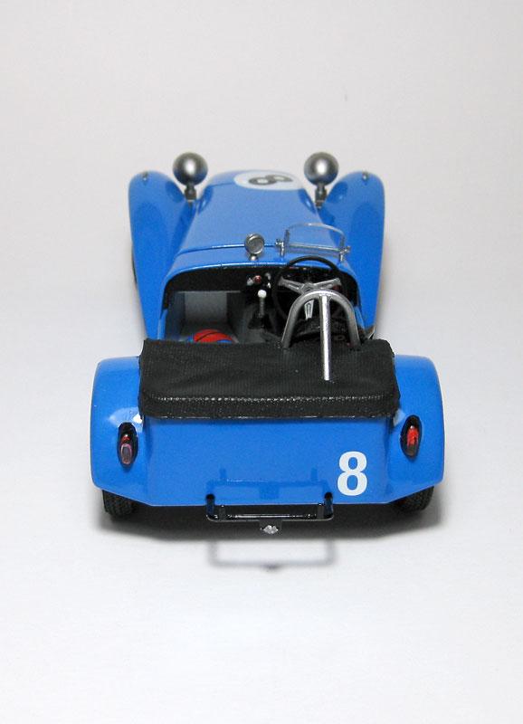 MT: Lotus Super 7 Series II- Clubman Racer - Tamiya 1/24 . 819