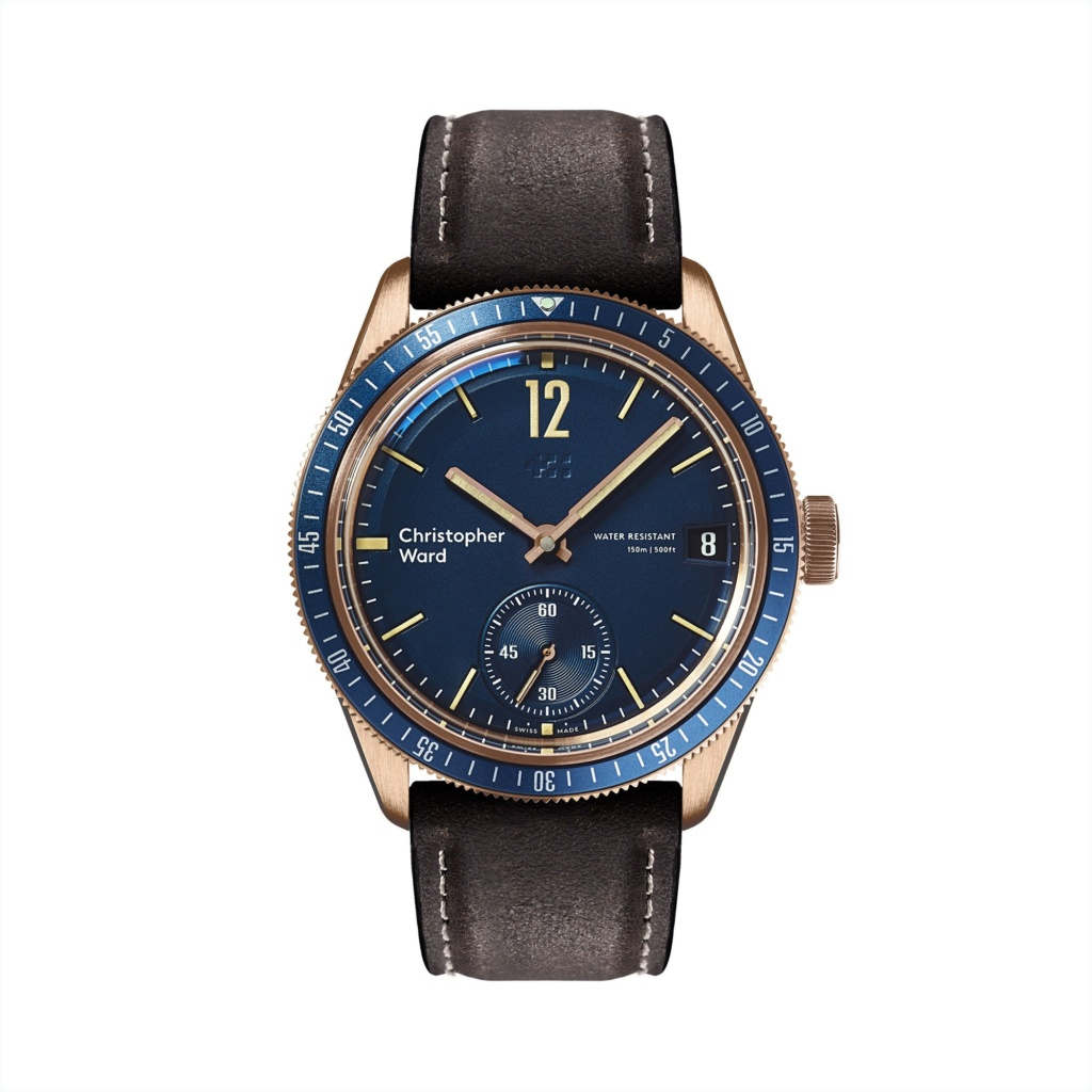 ward - nouvelle Christopher Ward  - Page 2 C65-4110
