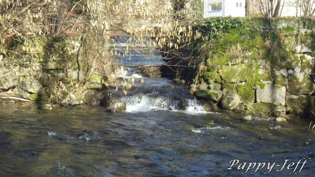 Un petit Ru le Vogelbach, une grande rivière la Thur 00910