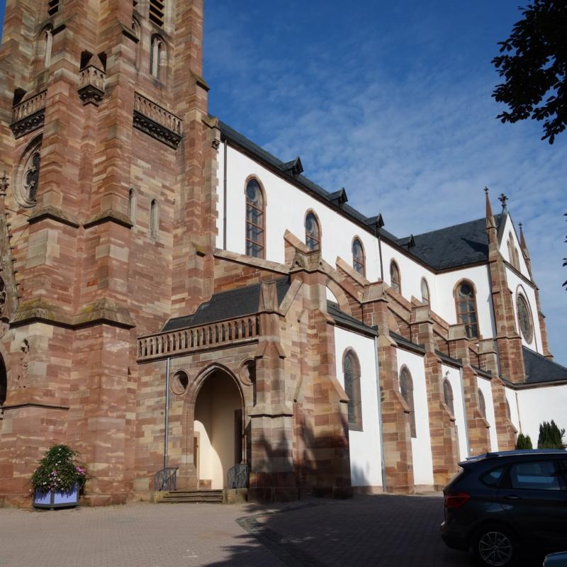 Orgue Schwenkedel de Mutzig St-Maurice (67) Dsc00610