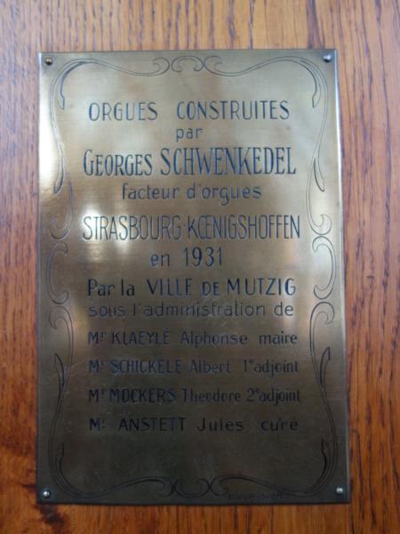 Orgue Schwenkedel de Mutzig St-Maurice (67) Dsc00616