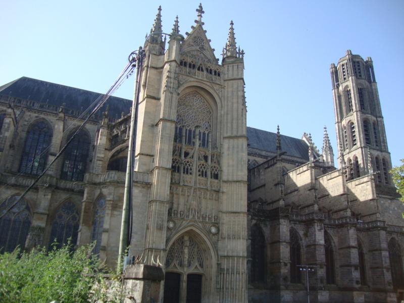 Cathédrale de Limoges Dsc02311