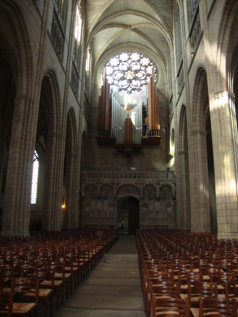 Cathédrale de Limoges Dsc02314