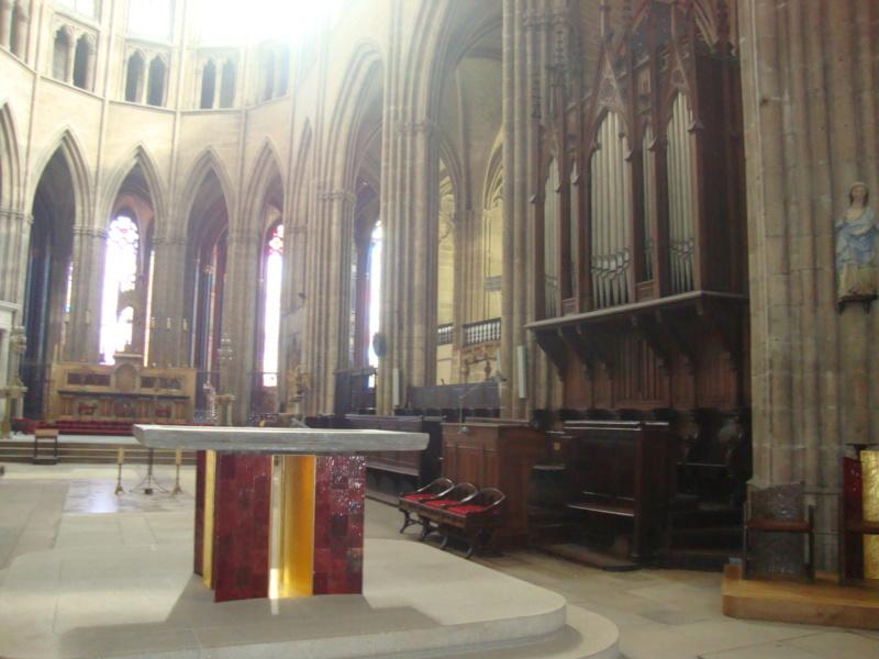 Cathédrale de Limoges Dsc02315