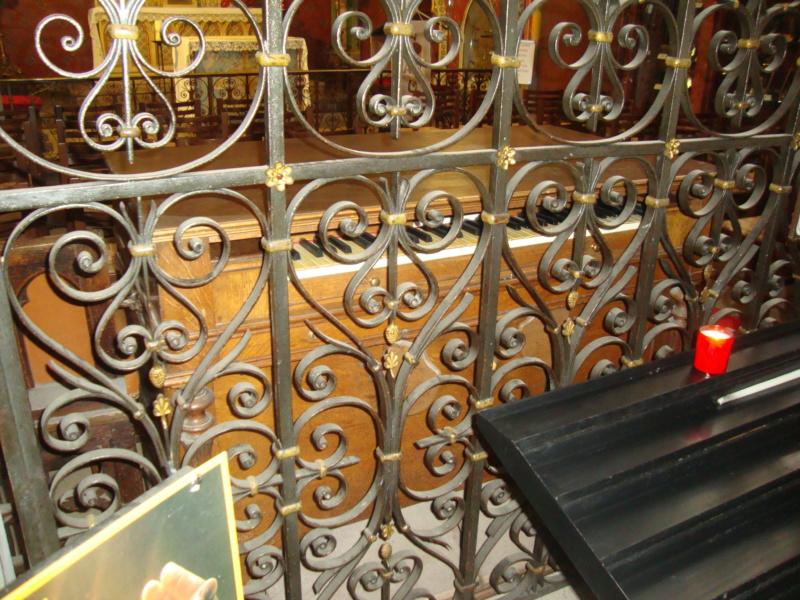 Cathédrale de Limoges Dsc02410