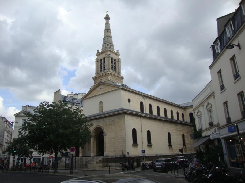 Quelques église parisiennes Dsc02416