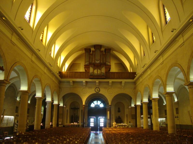 Quelques église parisiennes Dsc02417