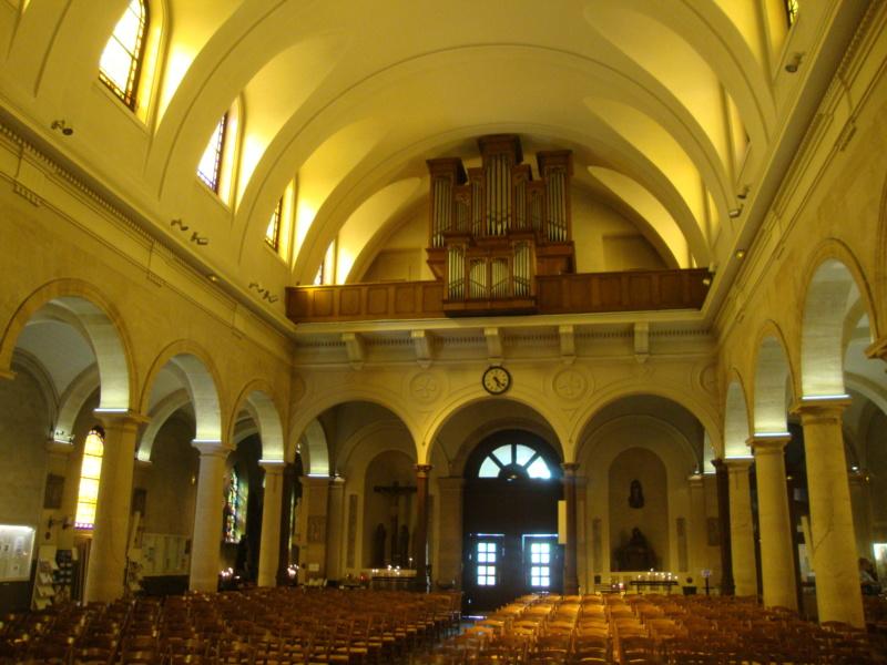 Quelques église parisiennes Dsc02419