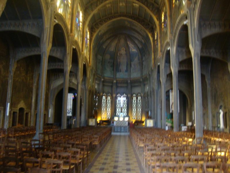 Quelques église parisiennes Dsc02510