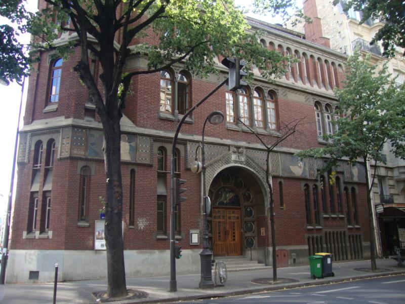 Quelques église parisiennes Dsc02511