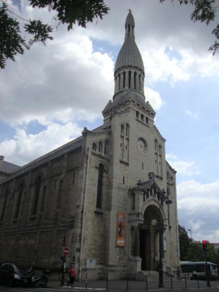 Quelques église parisiennes Dsc02610