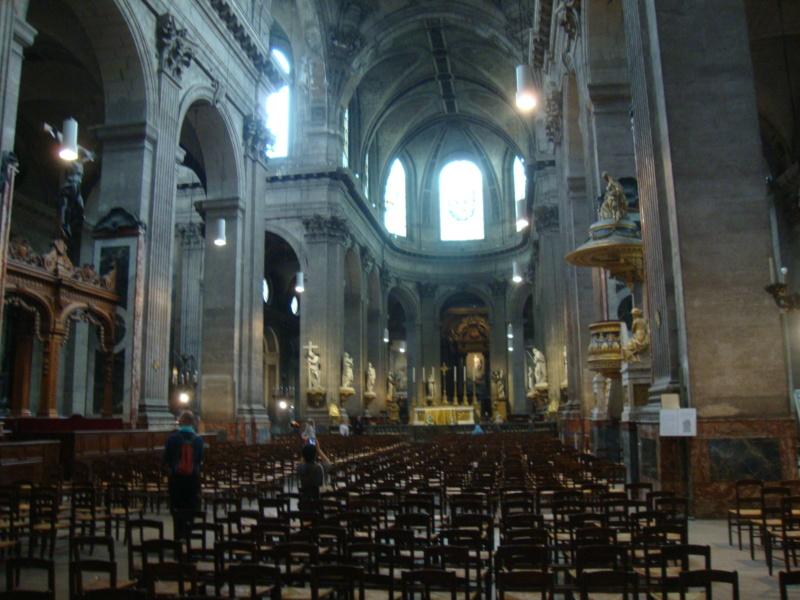 Quelques église parisiennes Dsc02711