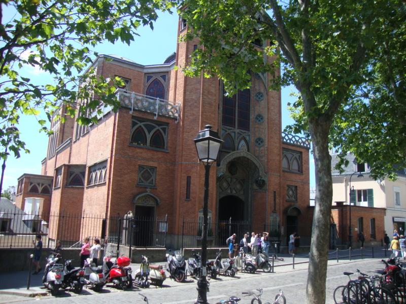 Quelques église parisiennes Dsc02812