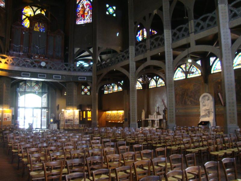 Quelques église parisiennes Dsc02911