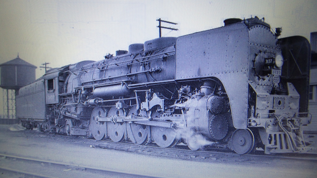 Coal train out of West Virginia 20200211