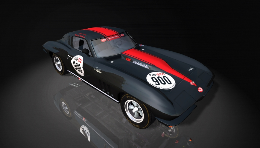 GT Historic [ Release ] Corvet15