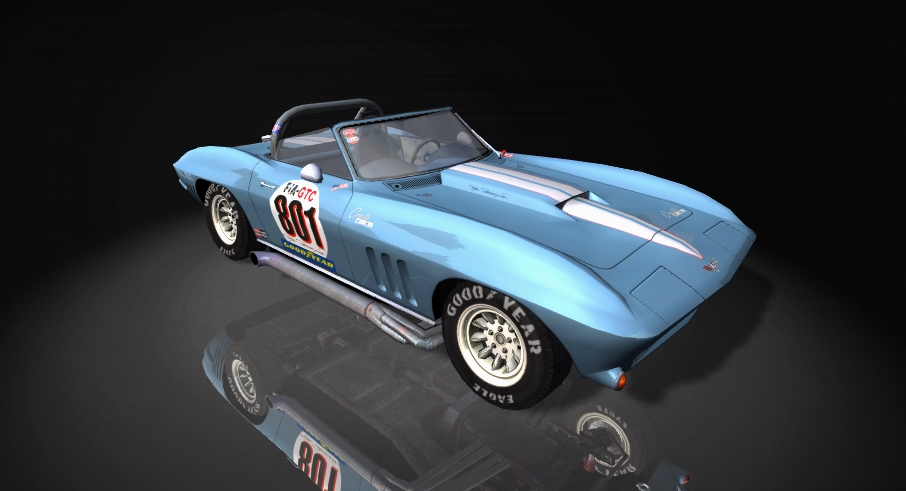 GT Historic [ Release ] Corvet30