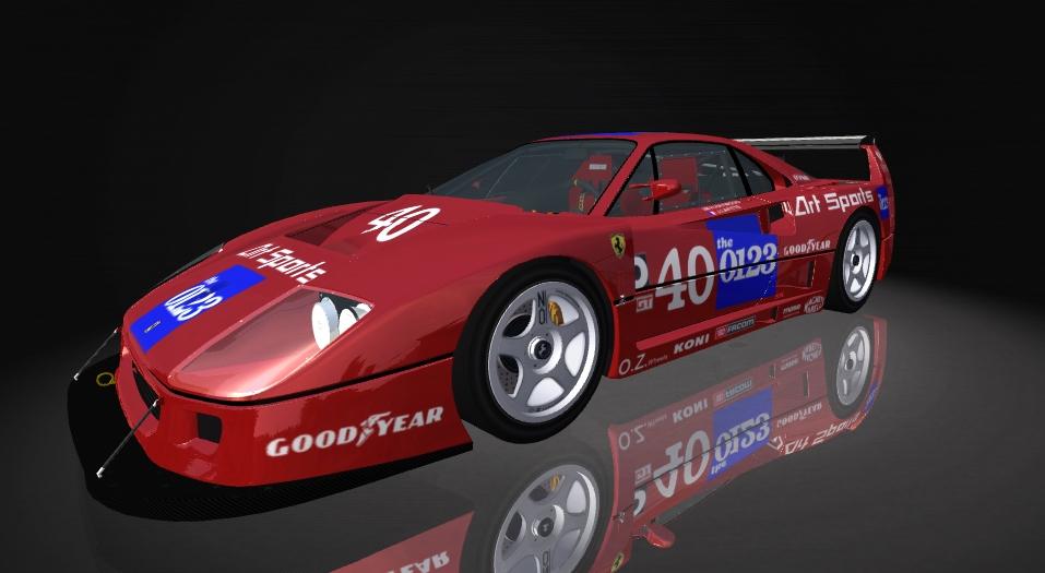 FIA GT1 2004 World Series Complete Mod - Page 3 F40_fe11