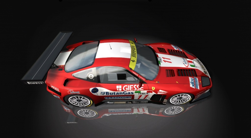 FIA GT1 2004 World Series Complete Mod - Page 3 Ferrar18