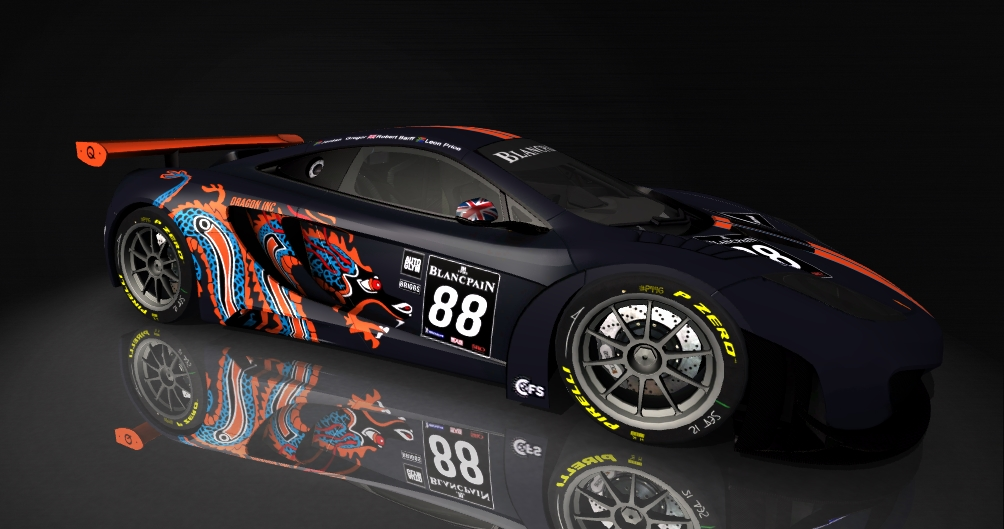 Mclaren MP4-12C GT3 Car Mod Mclare10