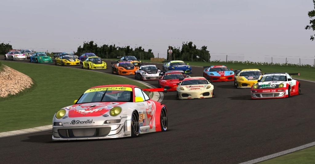 FIA GT1 2004 World Series Complete Mod Porsch11