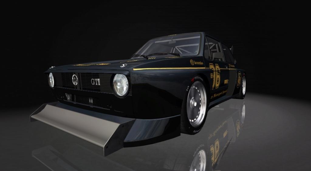 Volkswagen MK1 GTI Volksw12