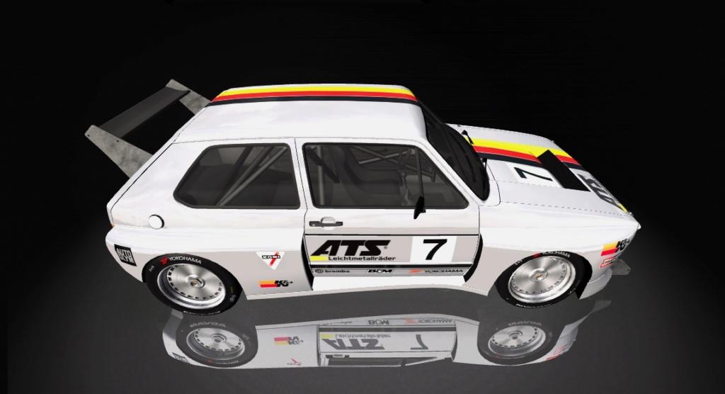 Volkswagen MK1 GTI Volksw15