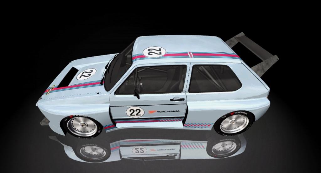 Volkswagen MK1 GTI Volksw19
