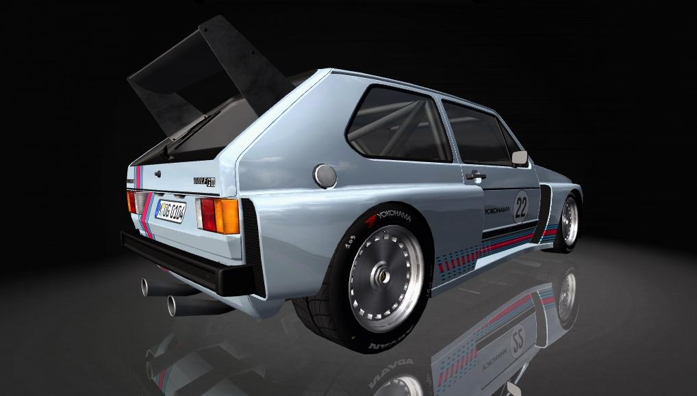Volkswagen MK1 GTI Volksw20