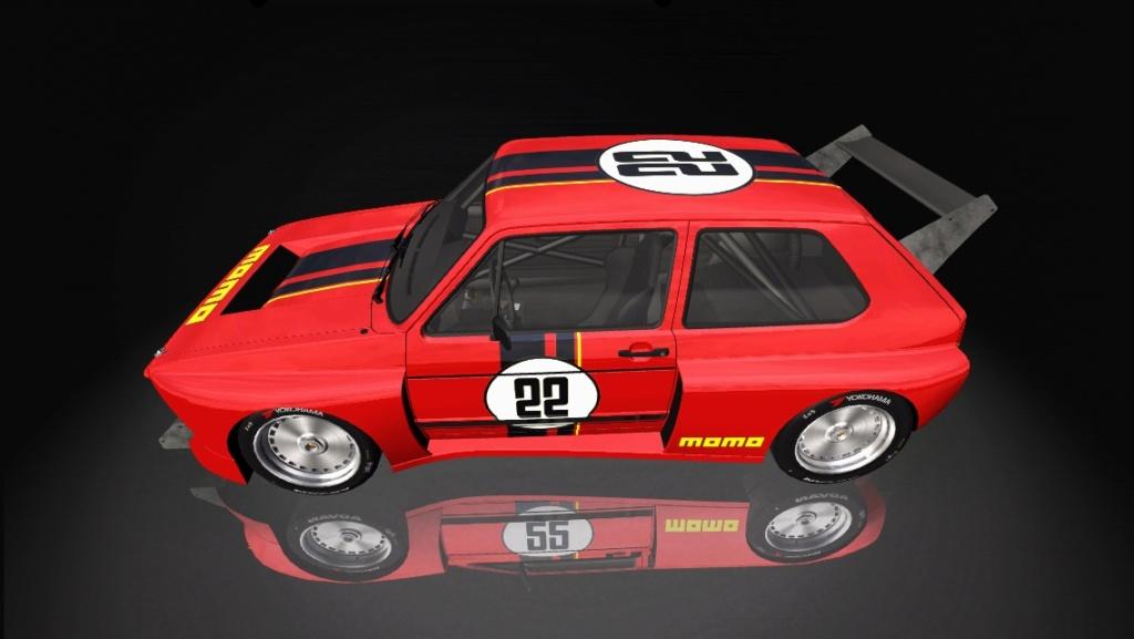 Volkswagen MK1 GTI Volksw35