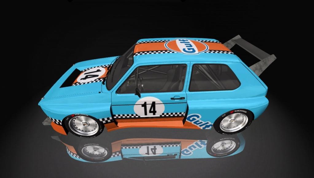 Volkswagen MK1 GTI Volksw36